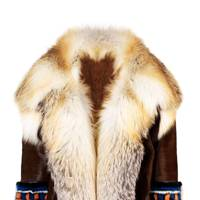 Ponyskin coat, £15,235, by Prada