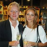 Ben Walgate and Sophie Walgate
