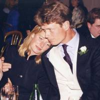 Mrs William Fox-Pitt and William Fox-Pitt