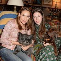 Claire Forlani and Lily Lewis
