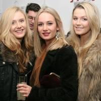 Anna Farmer, Ellie Ward and Lily Travis
