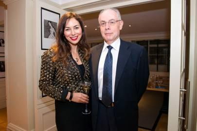 Natalia Levinzon and Vladimir Bersheder
