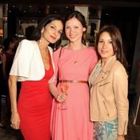Yasmin Mills, Sophie Ellis-Bextor and Lauren Kemp