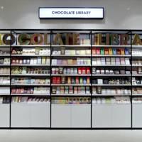 The Selfridges Chocolate Library