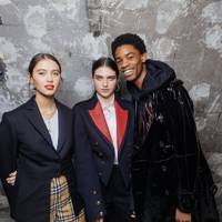 Iris Law, Mae Muller and Montell Martin