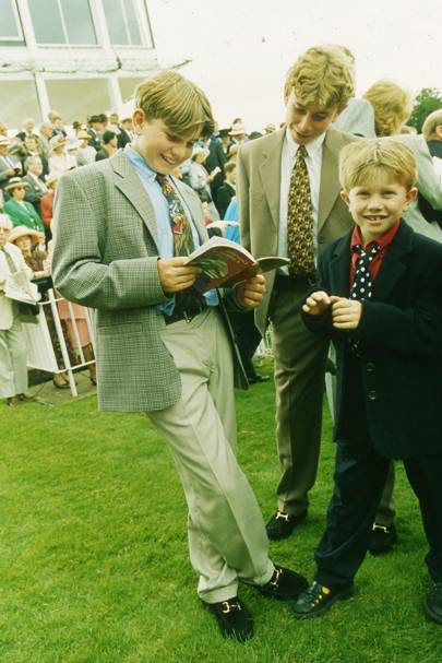 James Moore, Ryan Moore and Joshua Moore