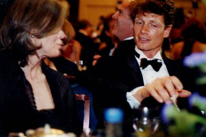 Lois Cox and William Fox-Pitt