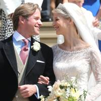 The wedding of Lady Gabriella Windsor and Thomas Kingston in Windsor, May 2019