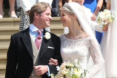 The wedding of Lady Gabriella Windsor and Thomas Kingston