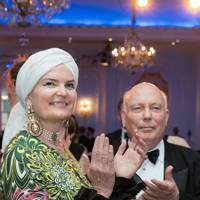 Lady Fellowes and Lord Fellowes