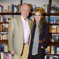 Sir Tim Rice and Eva Rice
