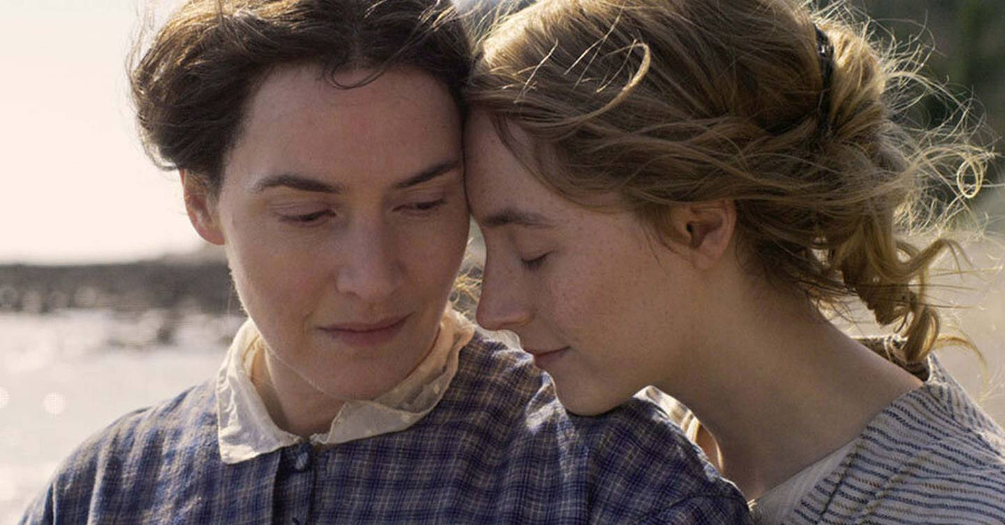 Ammonite review: Kate Winslet and Saoirse Ronan's geology romance doesn't rock
