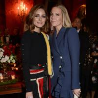 Olivia Palermo and Alice Naylor-Leyland