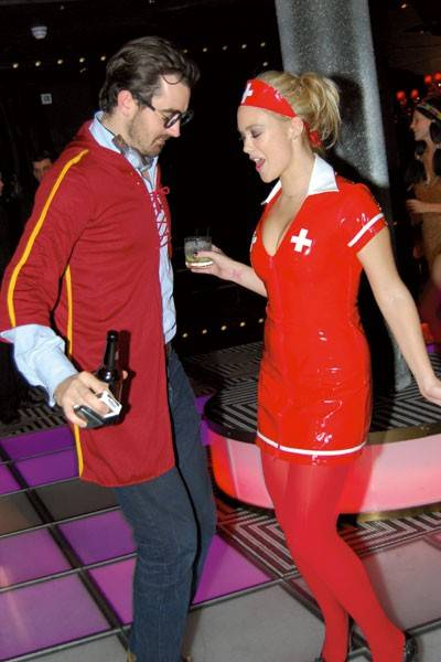Louis Buckworth and Ellie Shepherd, 2007