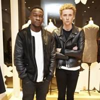 Osy Ikhile and Edward Ashley