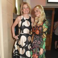 Hilary Weston and Poppy Delevingne