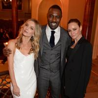 Annabelle Wallis, Idris Elba and Stella McCartney