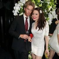 Ben Duncan and Marina Kim