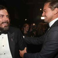 Casey Affleck and Leonardo Dicaprio