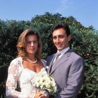 The wedding of Princess Stephanie of Monaco and Daniel Ducruet, 1995