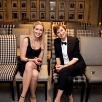 Natalia Kuznetsova-Rice and Karina Dobrotvorskaya
