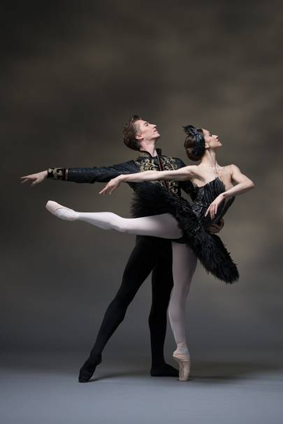 Swan Lake at the Royal Ballet