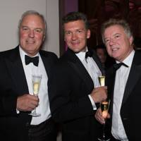 William Fall, Simon Hall and Tim Steer