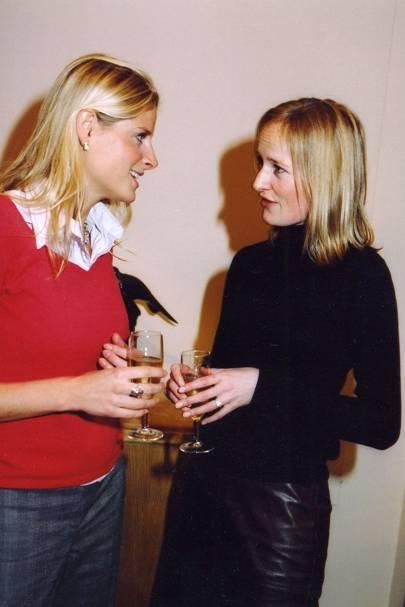 Natalie Hicks-Lobbecke and Arabella Seccombe