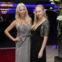 Denise Van Outen and Rosie Nixon