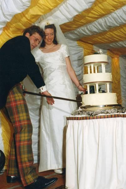 Angus Carrick-Buchanan and Kate Carrick-Buchanan