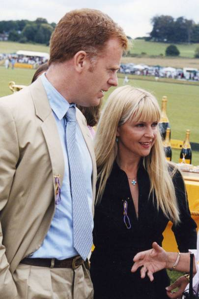 Tim Faulkner and Toyah Wilcox