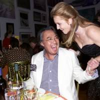 Sir David Tang and Sarah, Duchess of York, 2001