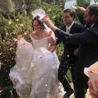 The wedding of Phoebe Saatchi and Arthur Yates in Lake Como, June 2019