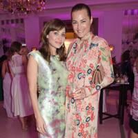 Natalie Imbruglia and Yasmin Le Bon