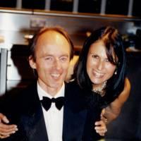 Rupert Merton and Mrs Stephen Zimmerman