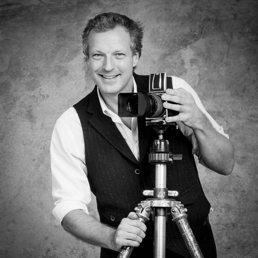 Hugo Burnand royal wedding photographer interview | Tatler