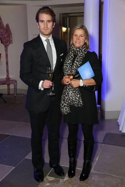 Neil O'Grady and Emma Carlton Smith