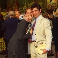 Samantha Barker and Guy Thornton