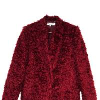 Mohair coat, POA, by Stella McCartney