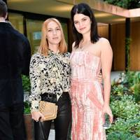 Josephine de La Baume and Pixie Geldof