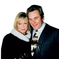 Patti Boyd and Edward Hutley