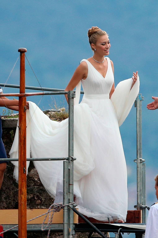 Borromeo wedding beatrice Beatrice Borromeo