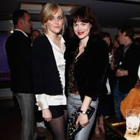 Sophie Dahl and Jasmine Guinness