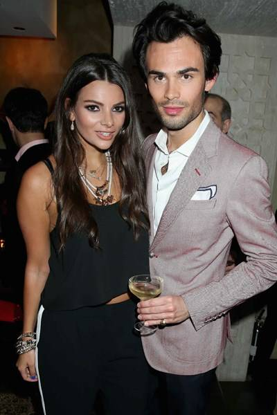 Fallon Khan and Mark-Francis Vandelli