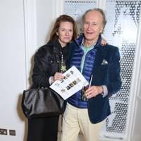 Melissa Knatchbull and Christophe Gollut