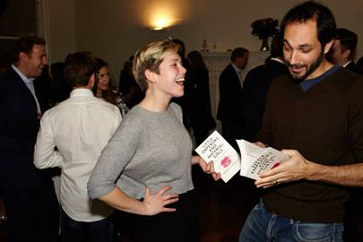 Polly Ashmore and Avi Nagel