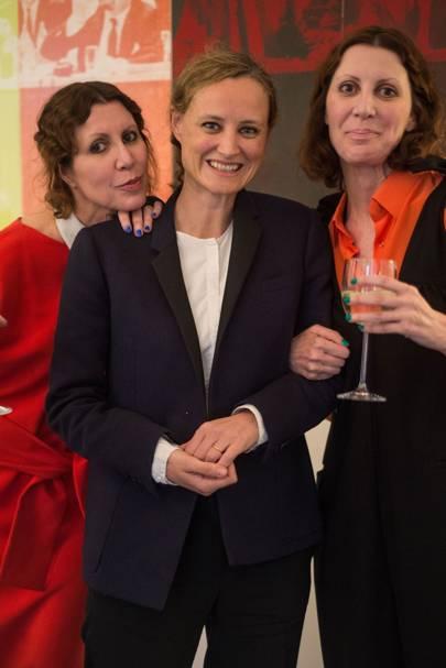 Valeria Napoleone, Oriole Cullen and Stefania Pramma