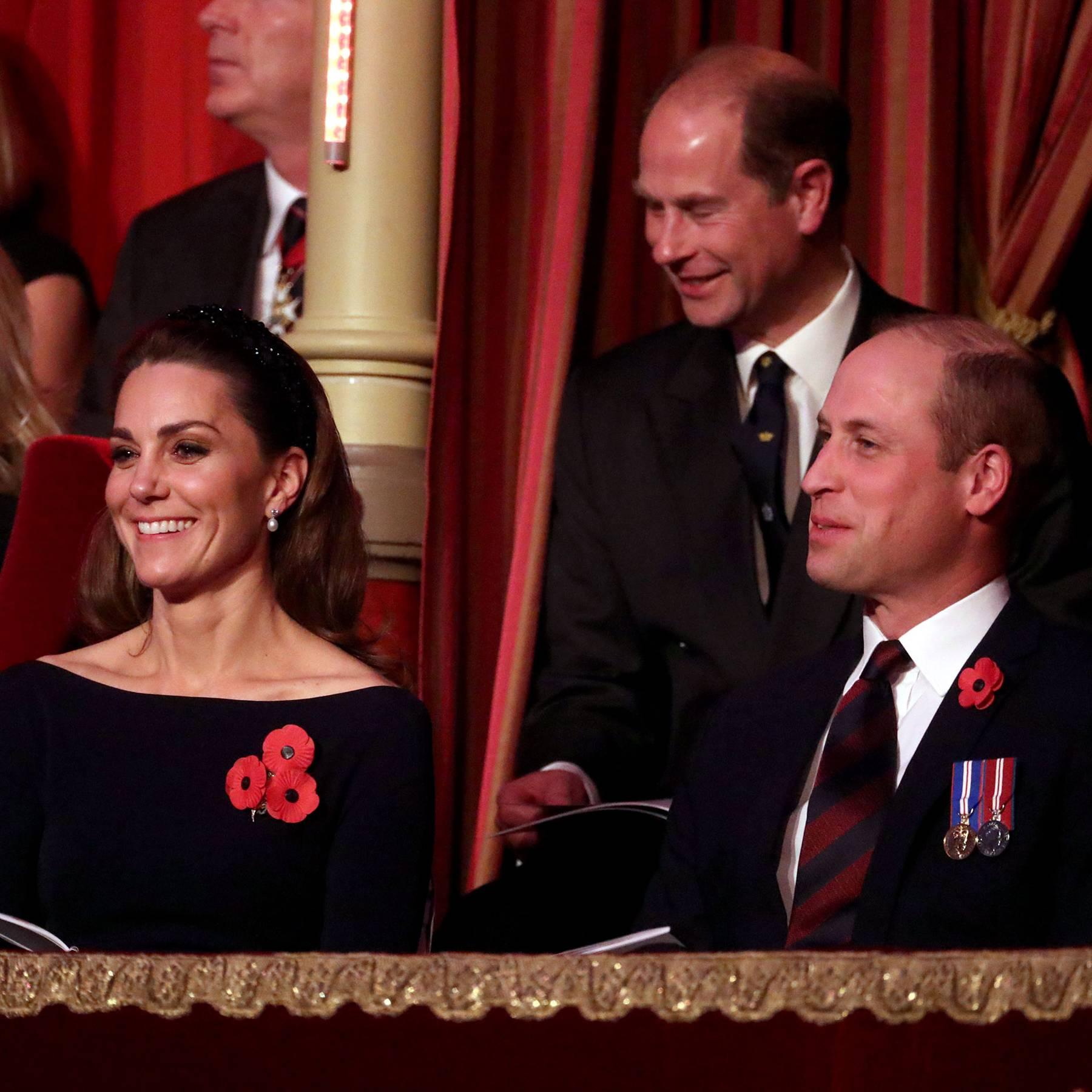 The Duke and Duchess of Cambridge's housekeeper just got honoured