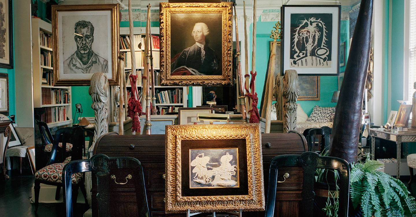 Pablo Picasso biographer and British art historian Sir John Richardson's incredible collection is up for auction