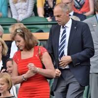 Lady Ann Redgrave and Sir Steve Redgrave